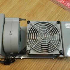 Ventilator Apple PowerMac G5 (13398) - Cooler PC Apple, Pentru carcase