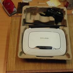 Router Wireless TP-Link TL-WR841N, Porturi LAN: 4, Porturi WAN: 1