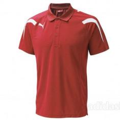 TRICOU PUMA POLO RED AH652124-01 - Tricou barbati Puma, Marime: S, M, L, XL