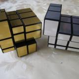 Cub rubik mirror 3x3x3 silver - Jocuri Logica si inteligenta