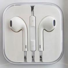 Casti iPhone 5 Originale model iPhone 5 - Handsfree GSM