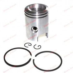Piston moped 2T 50cc Piaggio SI, CIAO, BRAVO 38.2mm bolt 10mm (scobit) - Set cilindri Moto