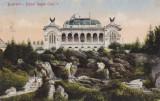CARTE POSTALA BUCURESTI Parcul Regele Carol I
