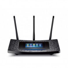 Router wireless TP-Link AC1900 Gigabit Dual Band Touch P5, Port USB, Porturi LAN: 4