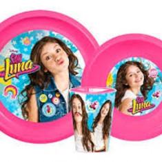Set Mic dejun 3 piese Soy Luna