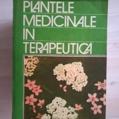 S. Mocanu, D. Raducanu - Plantele medicinale in terapeutica