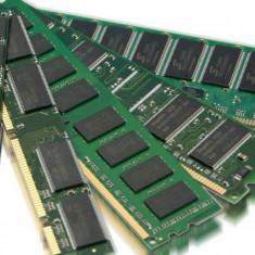 Vand RAM SODIMM SI DIMM [ Laptop si Desktop ]DDR1/DDR2/DDR3 512MB1GB/2GB - Memorie RAM Crucial