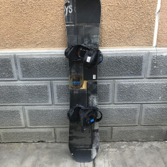 Placa snowboard Burton Process 152cm cu legaturi BURTON - Placi snowboard