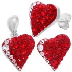 Chaton Sweet Heart 13/13 so s - Set bijuterii placate cu aur