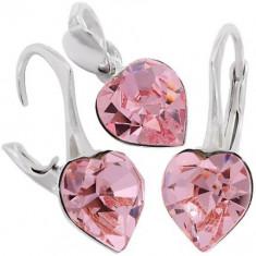 Heart f 8/8 gl D-Lvbck - Set bijuterii placate cu aur