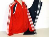 Trening Adidas Adi Tiberio Suit, S, XS