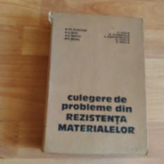 CULEGERE DE PROBLEME DIN REZISTENTA MATERIALELOR-GH.BUZDUGAN SI ALTII