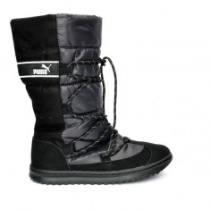 Puma Womens SNOW Nylon Comfort Boots AH354349-01 - Cizma dama Puma, Marime: 37.5, 38, 38.5, 39, 40, 41, Negru