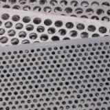 Tabla perforata otel 1.5x1000x2000mm / Sita de otel cu perforatii rotunde R4T6