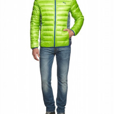 Geaca Puma Light Green AH825743-70