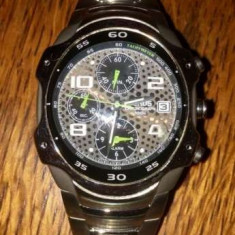 Lorus Ceas barbatesc cu cronograf, Quartz