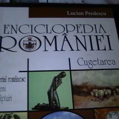 ENCICLOPEDIA ROMANIEI-LUCIAN PREDESCU-MATERIAL ROMANESC- OAMENI SI INFAPTUIRI-, Alta editura
