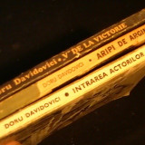 3 TITL- D. DAVIDOVICI-.-1=ARIPI DE AG-2=INTR.ACTORILOR-3=V DE LA VICTORIE - Carte de aventura