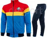 Trening Nationala Romaniei - Romania - Bluza si pantaloni conici - Model NOU1202, S