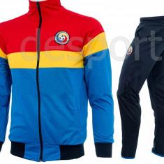Trening Nationala Romaniei - Romania - Bluza si pantaloni conici - Model NOU1202 - Trening barbati, Marime: S, Culoare: Din imagine