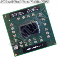 Procesor Laptop, Athlon II Dual Core Mobile M300 2GHz, Cache 1MB, 64-Bit, TDP 35W