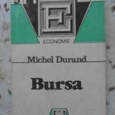 Bursa - Michel Durand, 402017 - Carte Marketing