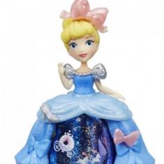 Figurina Hasbro Disney Princess Little Kingdom Mini Doll Spin A Story Cinderella - Figurina Desene animate