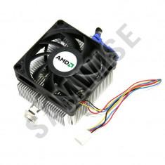 Coolere pentru procesoare AMD cu Ventilator de 70mm, slim - Cooler PC