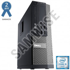 Calculator Dell 790 SFF, Intel Core i5 2400 3.1GHz (up to 3.4GHz), 4GB DDR3, 250GB, DVD-ROM - Sisteme desktop fara monitor