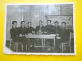 HOPCT 39 A LA STUDII IN RUSIA 1964  - FOTOGRAFIE VECHE MILITARI ROMANIA TIP CP