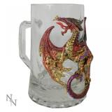 Halbă sticlă Licoarea dragonului