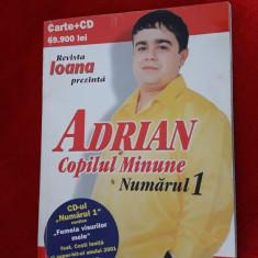 REVISTA ADRIAN COPILUL MINUNE - SE VINDE DOAR REVISTA - Revista barbati