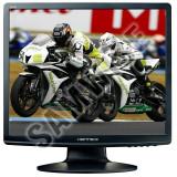 "Monitor LCD 19"" Hanns.G HA191, 1280 x 1024, VGA, DVI, 5ms, Cabluri Incluse"