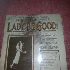 Fred Astaire and Adele Astaire ‎- Lady Be Good - World Rec Club UK vinil vinyl - Muzica Ambientala