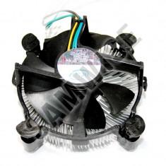 Coolere Stock INTEL Socket LGA 775, Varianta Slim, Miez de Cupru - Cooler PC