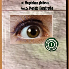 MAGDALENA ANITESCU, MARIETA DUMITRACHE - HERPES OCULAR [1998] - Carte Oftalmologie