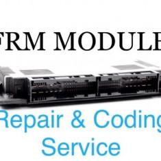Serviciu reparatie modul lumini FRM3 BMW