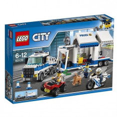 Set Lego City Mobile Command Center