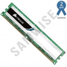 Memorie 2GB Corsair DDR3 1333MHz, pentru desktop - Memorie RAM