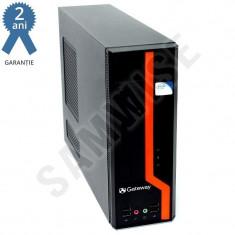 Calculator Incomplet GATEWAY DS10G SFF, LGA775, Intel Q43, DDR3, Video Intel GMA X4500 DVI - Sisteme desktop fara monitor Gateway, Fara sistem operare