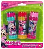Set De Facut Baloane As Disney Minnie Bubble Blowing