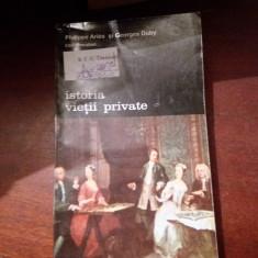 ISTORIA VIETII PRIVATE Philippe Aries Georges Duby vol 5 6 - Istorie
