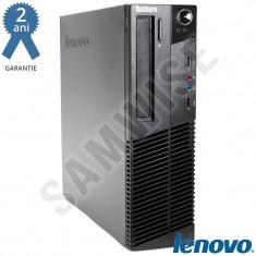 Calculator Lenovo M92P SFF, Intel Sandy Bridge G630 2.70GHz, 2GB DDR3, 160GB, Video HD Graphics - Sisteme desktop fara monitor