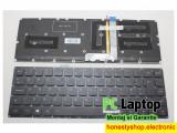 Tastatura Laptop Lenovo Ideapad Yoga 3 Pro 1370 UK iluminata fara rama