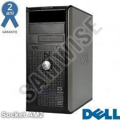 Calculator Incomplet DELL 740 MT, Socket AM2, Chipset NVS 210S, DDR2, SATA2, Sursa 305W - Sisteme desktop fara monitor