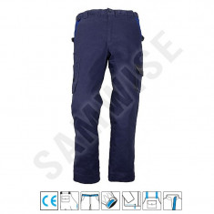 Pantalon in talie Commander Navy - Echipament lucru