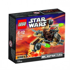 Jucarie Lego Star Wars Microfighters Wookiee Gunship