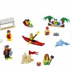 """60153 Legoâ® City Comunitatea Oraè™Ului €"""" Distracè›Ie La Plajäƒ - LEGO City"""