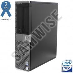 Calculator Dell 960 DT, Intel Core 2 Duo E8400 3GHz, 4GB DDR2, 320GB, DVD-ROM - Sisteme desktop fara monitor