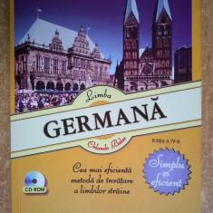 Orlando Balas - Limba germana simplu si eficient - Carte in germana
